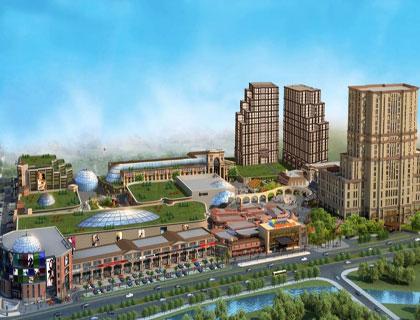 大青岛地区旅游产业特色鲜明的中央休闲区  淮北隋唐运河古镇 与开封