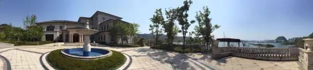 千岛湖开元龙郡项目